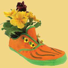 Παπούτσι Γλάστρα