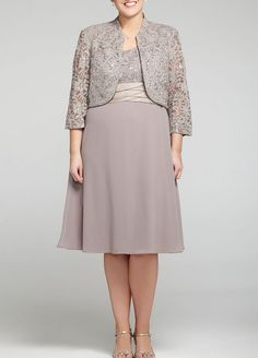 mother of the groom dresses with jackets | ... plus sizes, dresses, mother of the bride and groom, guest, chiffon