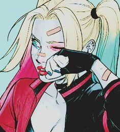 Drawing Dc Comics harleen quinzel, harley quinn, and dc comics image - Joker Y Harley Quinn, Harley Quinn Drawing, Character Drawing, Comic Character, Marvel Vs, Harley Queen, Hearly Quinn, Univers Dc, Arte Dc Comics