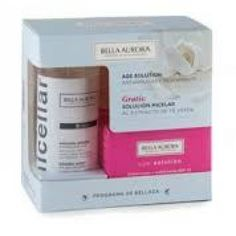 Bella Aurora Pack Age Solution 50ml + Solucion Micelar 250ml