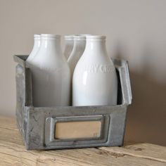 Bouteille de lait - Le Repère des Belettes