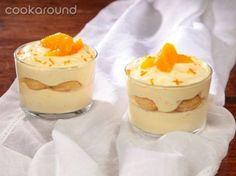 Tiramisù all'arancia: Ricette Dolci | Cookaround