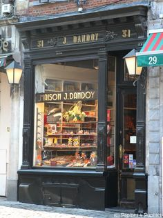 Maison Dandoy - biscuits -  Brussels, Belgium