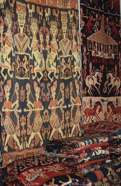 'Ikat' of Sumba: Rightfully Revered | Jakarta Post Travel