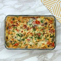 Kfc, Deli, Lasagna, Quiche, Breakfast, Fitness, Food, Salads, Recipes