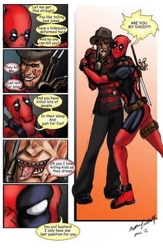 Deadpool. Callie why is this board secret? Are you ashamed of your fangirled ness *GASP*