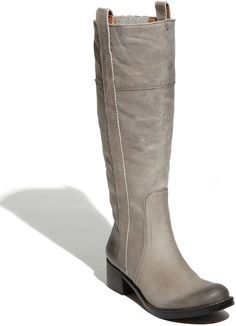 I'd settle for this color Hibiscus Leather Riding Boots