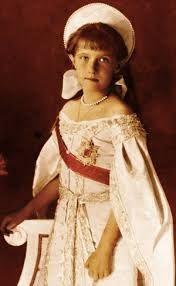 Dit is Anastasia Romanov. Zij is een van de 4 meisjes