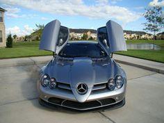 Jordan Puts Mercedes-Benz SLR 722 On eBay