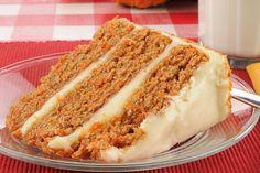 Grandma's Best Carrot Cake Recipe