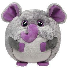 Ty Beanie Ballz Thunder Elephant Medium Ty Beanie Ballz 9c788cf41253
