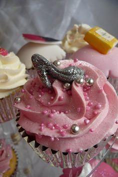 Sexy Cupcakes for SATC2 by obliviousfire, via Flickr