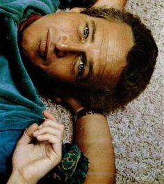 "paul newman- he had the bluest eyes I'd ever seen and was very private with his life. So good-looking. One of the first movies that I ever went to was Butch Casaday and the Sundance Kid. Couldn't believe that they said the word ""shit"" on the movie. Was unheard of. I went mainly to see that part cause didn't believe it when others told me it was said."