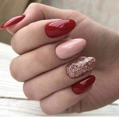 Glittery Red Valentine's Day Nail Art day nails 12 Super Cute DIY . - - Glittery Red Valentine's Day Nail Art day nails 12 Super Cute DIY … Valentines day Glittery Red Valentine's Day Nail Art day nails 12 Super Cute DIY Nail Designs Diy Pretty Nails, Diy Nails, Cute Nails, Valentine's Day Nail Designs, Nails Design, Red Nail Art, Red Gel Nails, Pastel Nails, Yellow Nails