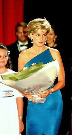 Princess Diana in Australia
