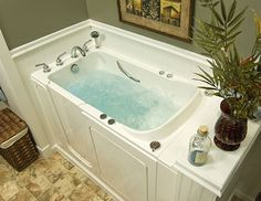 Safe Step Walk-In Tub: Galkos Construction, Inc. - is it weird that I kinda want one of these?