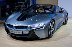 BMW i8 Hybrid. Beautiful