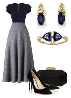 Best Classy Outfits Part 9 Modest Outfits, Classy Outfits, Chic Outfits, Trendy Outfits, Work Fashion, Modest Fashion, Fashion Dresses, Fashion Clothes, Elegant Outfit