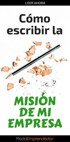 Aunque parezca sencillo crear la misión empresarial, tiene su ciencia. Sigue los siguientes pasos para aprender cómo escribir la misión de una empresa.