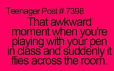 Happens all the time. Especially during 1/2 period.