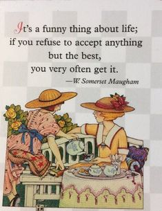 Handmade Fridge Magnet-Mary Engelbreit Artwork-It's A Funny Thing