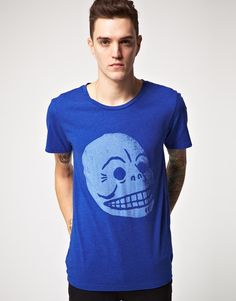 Cheap Monday Bruce Printed Tee
