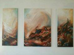 Abstract painting acrylic by Sabrina Tanase www. Abstract Art, Painting, Painting Art, Paintings, Drawings