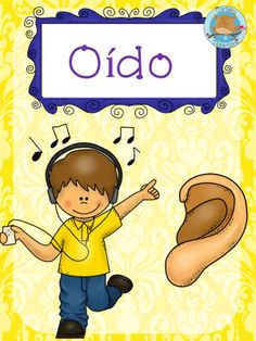 los-5-sentidos-8                                                                                                                                                                                 Más 5 Senses Activities, Senses Preschool, Hands On Activities, Classroom Activities, Robot Classroom, Childhood Education, Kids Education, Spanish Teaching Resources, Social Science