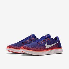 Nike Roshe Shoes Navy Blue Reflective Line