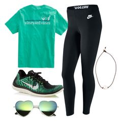 """school (2)"" by syd-squid-1 on Polyvore featuring NIKE and Lead"