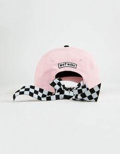 cf93b8e1d3 VANS x Lazy Oaf Almond Blossom Womens Hat - PINK - VN0A3JBRPR5