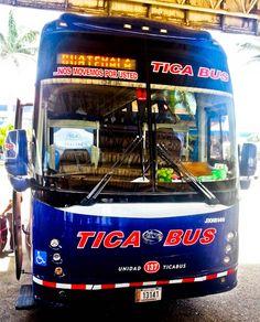 Overnight bus from San José to Granada