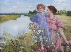 Mildred Anne Butler (1858-1941)
