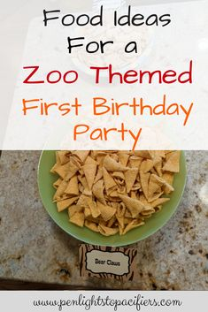 Planning a Zoo Birthday Party Themed birthday parties Birthday