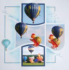 Ballons Be AZZA Danse
