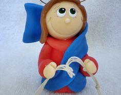 Nossa Senhora Desatadora Dos Nós  http://www.elo7.com.br/atelierclaudiaaparecida
