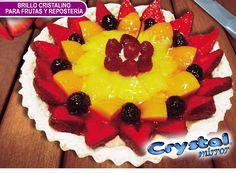 ARIS® te presenta su nuevo producto: CRYSTAL® MIRROR, Brillo cristalino para frutas y repostería.  Con CRYSTAL® MIRROR ahora podrás mantener tus frutas en perfecto estado y con un apariencia antojable en sus 3 sabores: Chabacano, Piña, Fresa y su presentación brillo neutro.  #bakery #reposteria #tartas #pie #fruit #glit #brillo #gloss #dessert
