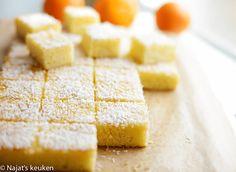 Marokkaanse sinaasappelcake | Kookmutsjes