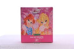 Disney Winx Club Kids Fragrance Eau De Toilette 50ml New In Box Free Shipping