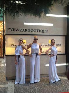 Our Miu Miu sunglasses event! Miu Miu, Catwalk, Eyewear, Boutique, Sunglasses, Collection, Eyeglasses, Sunnies, Shades