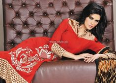Charizma Embroidered Winter Collection 2012 for Women Pictures