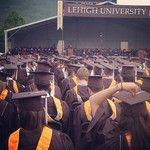 View from the grad seats.  #lehighgrad
