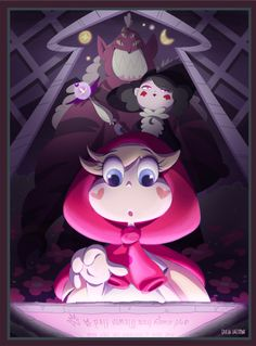 """ I haven't seen anything like this....Since Queen Eclipsa."" - Baby ♥️♠️"