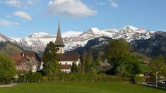 Aeschi - Switzerland