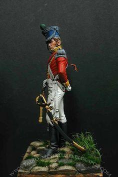 Ufficiale di fanteria britannico