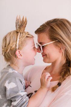 Mama & Me – Soft Pink petitloublog.com