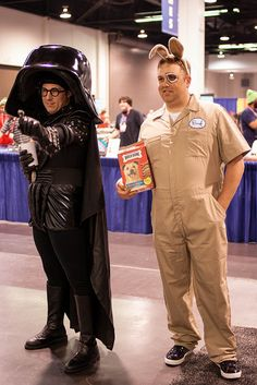 Spaceballs - WonderCon 2013.4 by Sarah Mertan, via Flickr