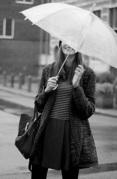 Polienne: GLOOMY WINTER DAYS AND WEDGE SNEAKERS