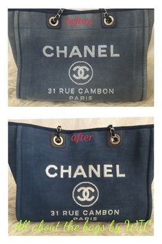 Chanel/Fabric/Colour Restoration