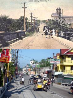 Dito, Noon: Tonsuya Bridge, Malabon City, x Philippines Culture, Manila Philippines, Old Pictures, Old Photos, Rare Photos, Nazca Lines Peru, Philippine Houses, Filipino Culture, Back In Time